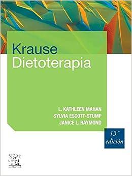 libro dietoterapia de krause
