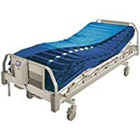 Roscoe Medical - Genesis III Alt. Pressure/Low-Air Loss Mattress System with 5 Mattress - CM