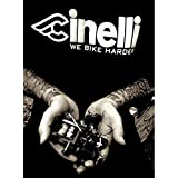 Cinelli T-Shirt We Bike Harder M