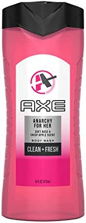 Body Washes & Gels: Axe For Her