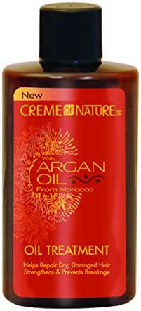 Creme of Nature Argan Oil Treatment, 3 Ounce