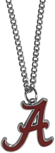 NCAA Chain Necklace with Small Charm, 20&