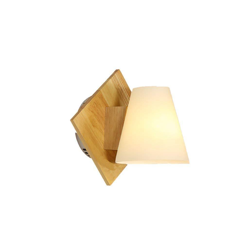 Irinay Retro Wasserdichte Aluminium Lampe Licht Minimalistischen Wandleuchte Wohnzimmer Schlafzimmer Outdoor Garten Villa Hof Balkon Dekorative Lichter A Wandlampe Vintage (Farbe   Stil 4-Größe)