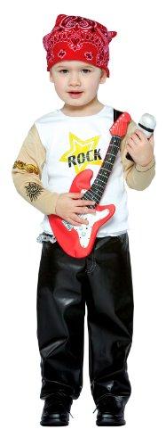 Rock Star Toddler Costume - Toddler
