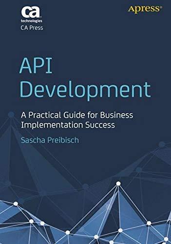 64 Best API Development Books of All Time - BookAuthority