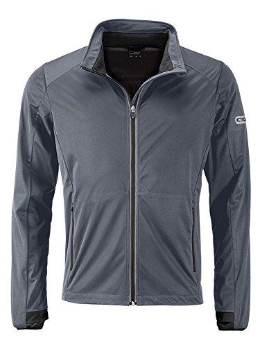 Libero Il Giacca Per Softshell Men's black Funzionale Promozionale Jacket Sports Titan Tempo E Lo Sport xqq0UnrX