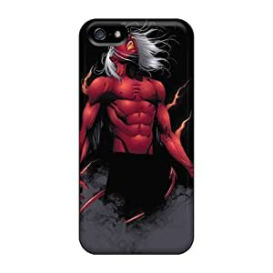 New CC WalkingDead Super Strong Devilkid Tpu Case Cover For Iphone 5/5s
