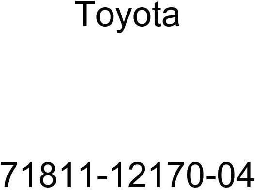 Toyota Genuine 71811-12170-04 Seat Cushion Shield