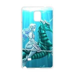 CASE DIY The Little Mermaid Pattern Phone Samsung Galaxy S5 I9600/G9006/G9008