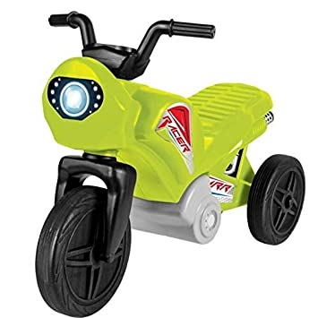 Tiktaktoo Motocicleta Baby Car Coche Enduro Andador de Plástico ...