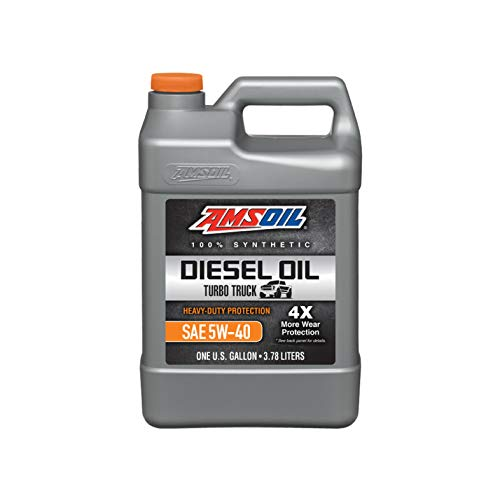 Amsoil Aceite Sintetico Motor Diesel 5W40 3.78 Lt ADO1G