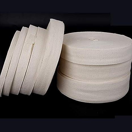 Color: Ivory 2cm Halica 5yards 1//1.5//2//2.5//3//3.5//4//5cm White Single Fold Cotton Bias Binding//Bias Tape for Garment Quilt Craft DIY Handmaking