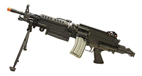 classic army lmg saw airsoft machine gun(Airsoft Gun) for sale  Delivered anywhere in USA