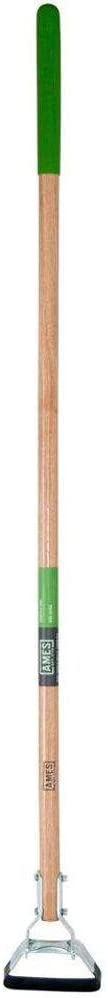 AMES 2825800 Action Hoe with Hardwood Handle, 58-Inch