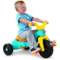 Fisher-Price Triciclo Rock Roll 'n' Ride., Azul