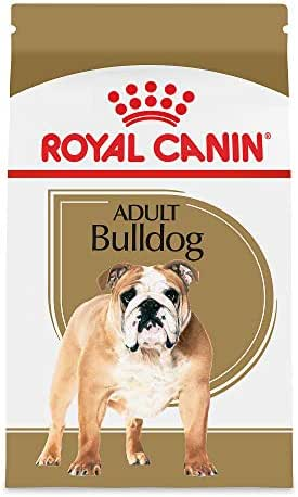 Dog Food: Royal Canin Bulldog