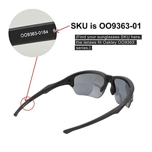 33f6682d87 Walleva Replacement Lenses for Oakley Flak Beta - Multiple Options ...