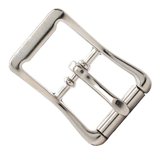 Center Bar Roller Buckle Nickel 1