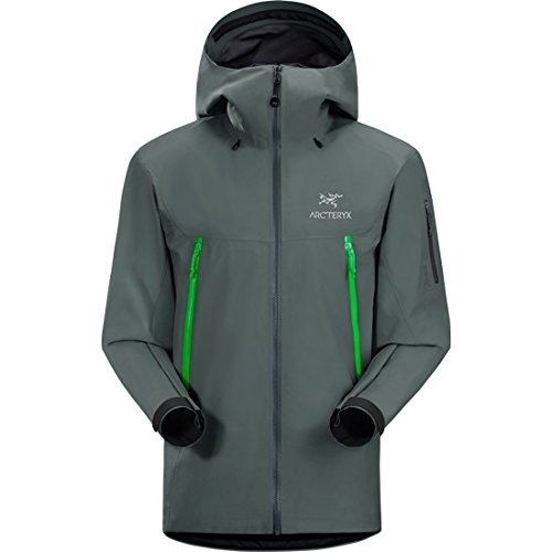 Arc'teryx Beta SV Jacket - Men's Nautic Grey Medium by Arc'teryx
