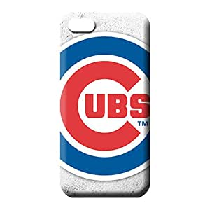 iphone 6 normal Sanp On PC High Quality phone case mobile phone back case chicago cubs mlb baseball