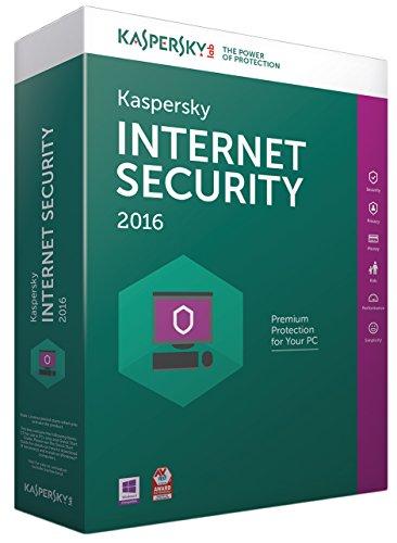 Kaspersky Lab Internet Security 2016 3 User Retail R-KIS-...