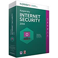 Kaspersky Internet Security 2016 3 User Retail R-KIS-16-3U