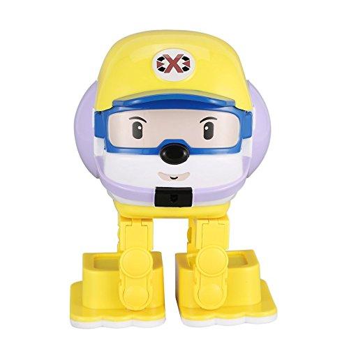 Jasnyfall Infrarot Induktion Steuerung Cute Hero Frühe Bildung Intelligenter Roboter Multi Funtion Smart Musical Tanzen RC Spielzeug Kinder Geschenk