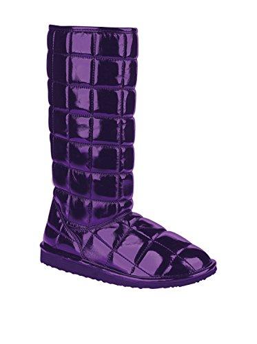 Botas - 4061-quiltw Violet