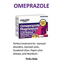 Omeprazole: Perfect treatment for  stomach disorders, stomach ulcer, Duodenal Ulcer, Peptic ulcer disease, and Heartburn