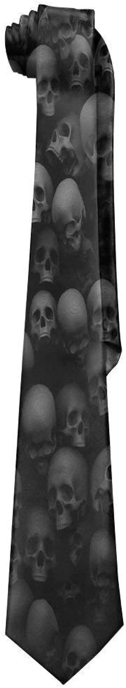 Acheter cravate tete de mort online 4