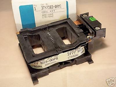 - Siemens 3TY7503-0AM1 Contactor Coil Kit 208vac
