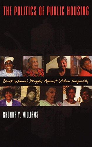 The Politics of Public Housing: Black Women's Struggles Against Urban Inequality (Transgressing Boundaries)