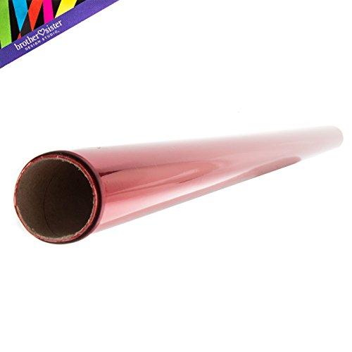 25 ft Basket Wrap Cellophane in 5 Colors (25' Decor Wrap)