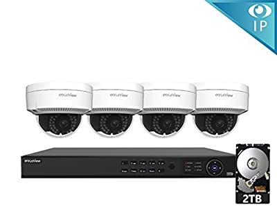 LaView PoE Security Camera System by LaView