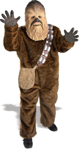 Child Star Wars Costume - Deluxe Child Chewbacca Costume -