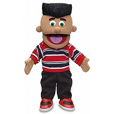 "14"" Jose, Hispanic Boy, Hand Puppet"