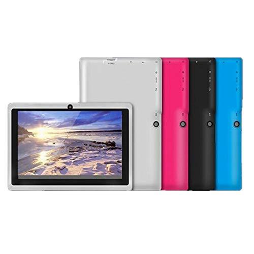 Alician 7 inch Quad-core Student Entertainment Tablet for Children Kids Black 4GB British regulatory