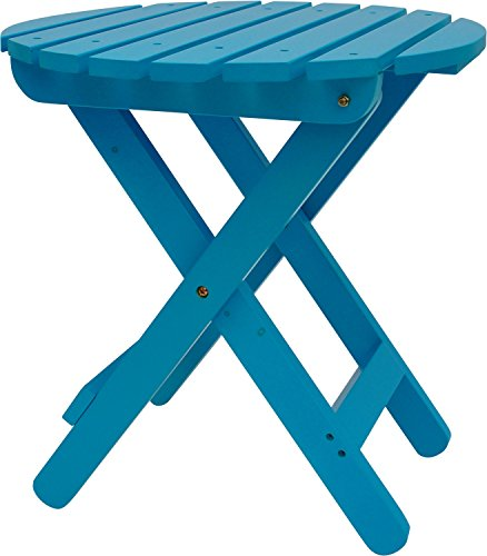 Adirondack Cedar Side Table - 5