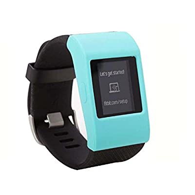 Fitbit Surge Band Cover ,Sibode Fitness tracker Accessories Parts Wristband Cover Case Sleeve for Fitbit Surge Smartwatch