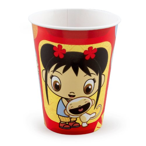 Party Express 8 Ni Hao Kai-Lan Cups]()