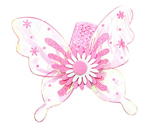 Dempsey Marie Pet Butterfly Wing Costume for Dogs or Cats - (Butterfly Pet Costumes)