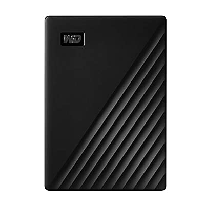 WD My Passport Portable External Hard Drive from WD