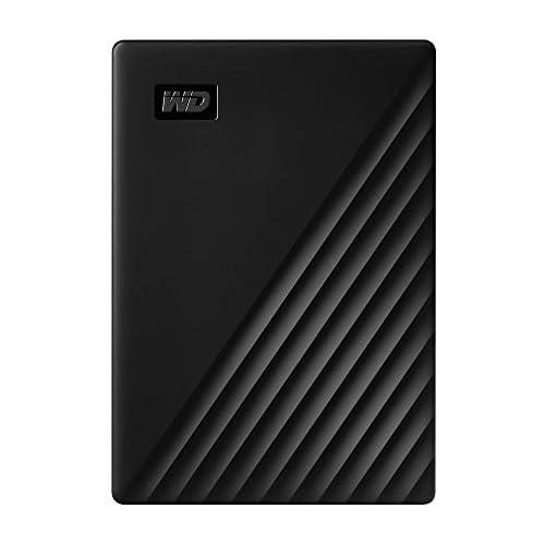 chollos oferta descuentos barato WD 2 TB My Passport disco duro portátil con protección con contraseña y software de copia de seguridad automática Compatible con PC Xbox y PS4 color Negro
