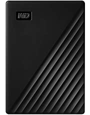 Western Digital 5TB My Passport Portable External Hard Drive, Black - WDBPKJ0050BBK-WESN