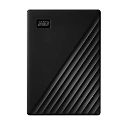 WD 4TB My Passport Portable External Har...