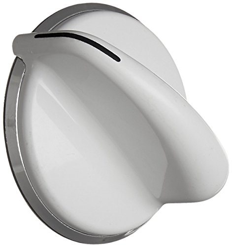 Lifetime Appliance WE01X20378 Control Knob for General Electric Dryer (White)