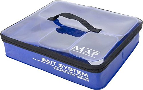 MAP Large EVA Bait System For Carp And Coarse Fishing by AMP