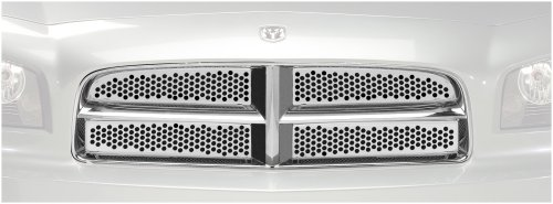 Putco 84332 Punch Mirror Stainless Steel Grille