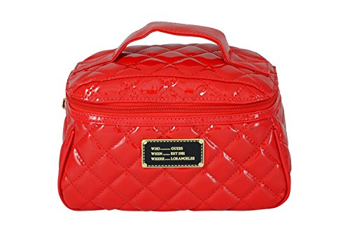 Guess Week night beauty holdall red