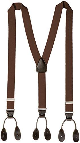 Florsheim Mens Button Suspenders Inch product image